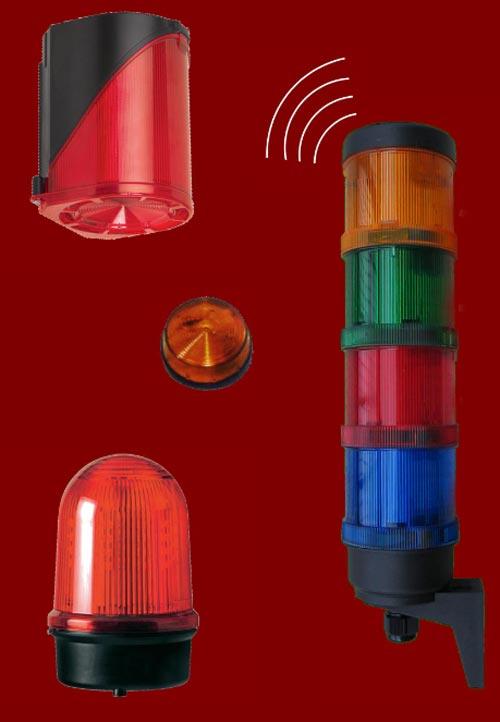signalisation lumineuse industrielle
