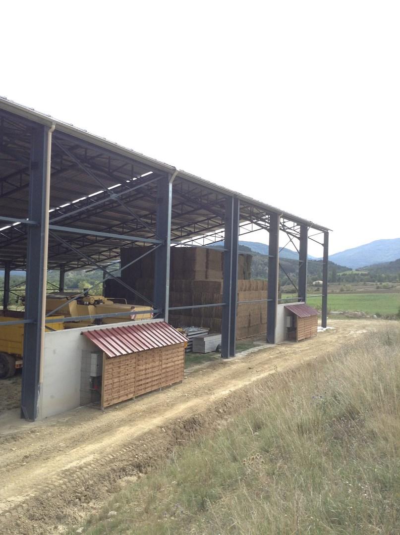 Hangar Agricole En Kit Devis Sur Techni Contact Batiment Agricole