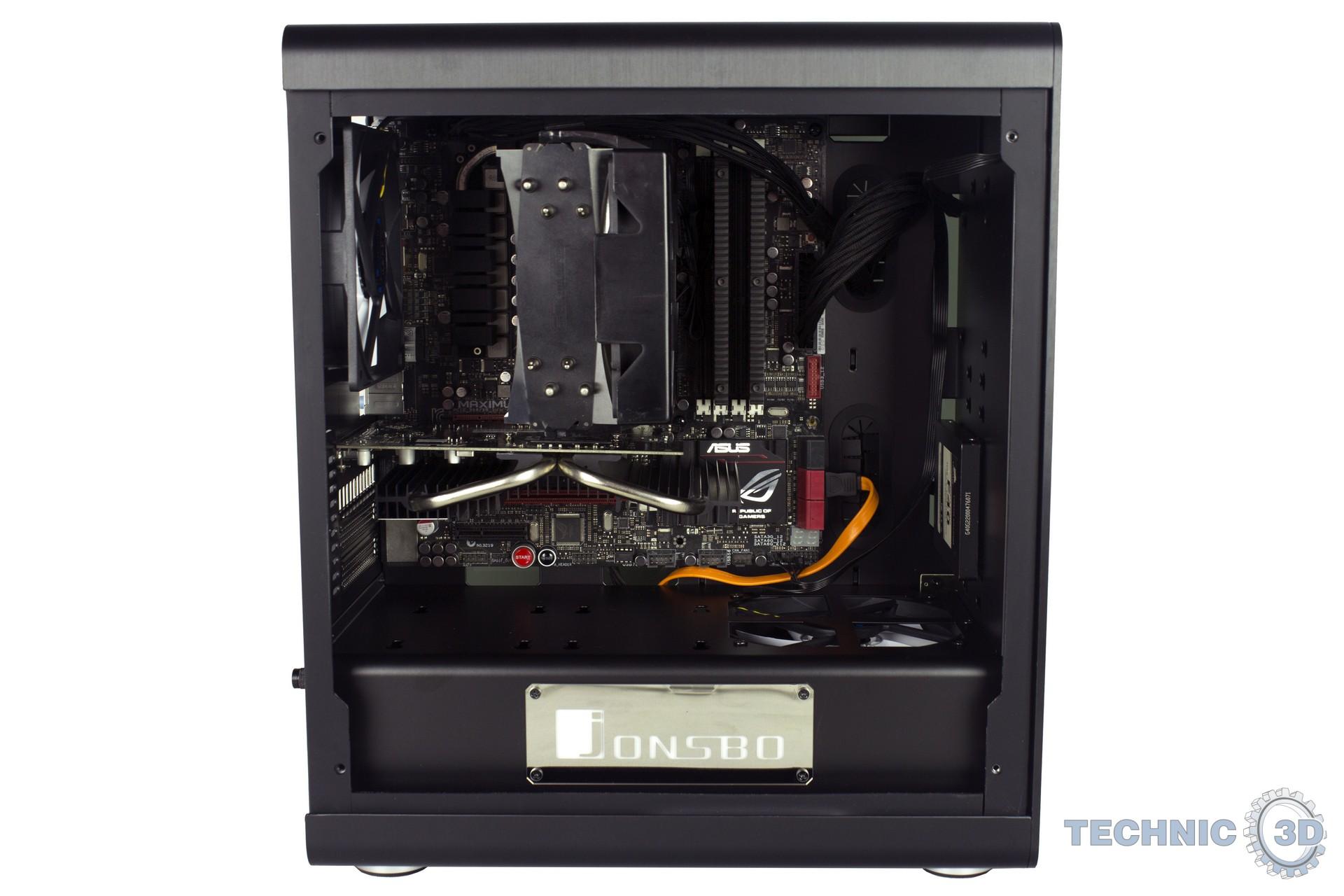 Jonsbo RM3 Gehäuse im Test - Seite 4 | Review | Technic3D