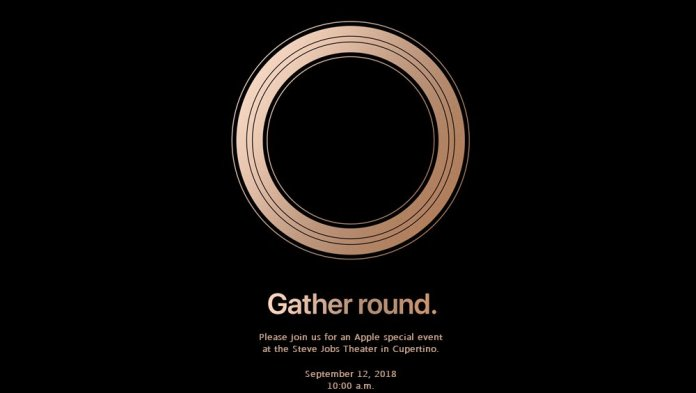 apple event 2018