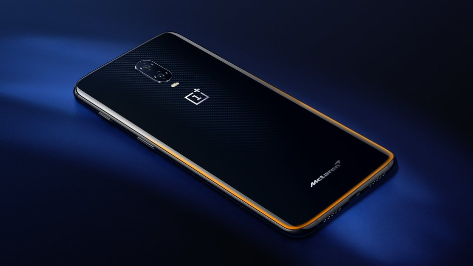 OnePlus 6T 'McLaren Edition' launched with 10GB RAM and Warp charge tech in India