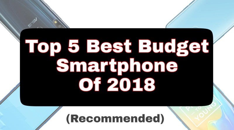 top 5 budget phone