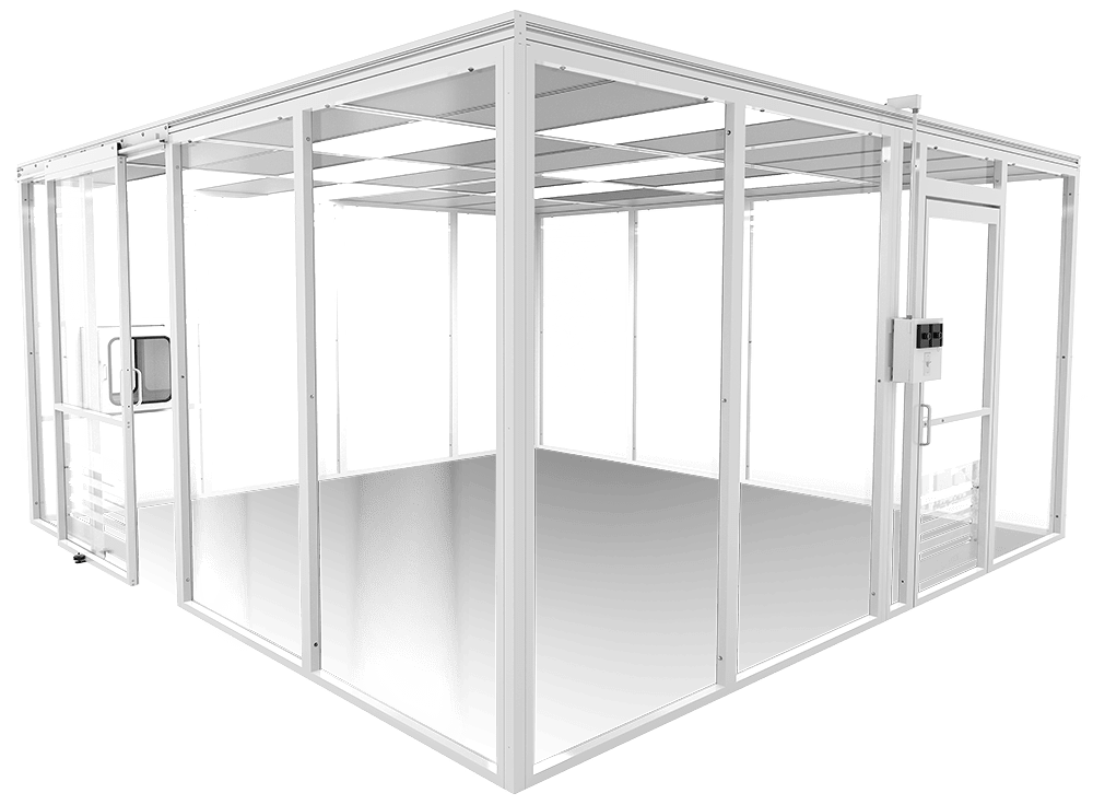 Rigidwall Cleanrooms  Freestanding Modular Cleanrooms