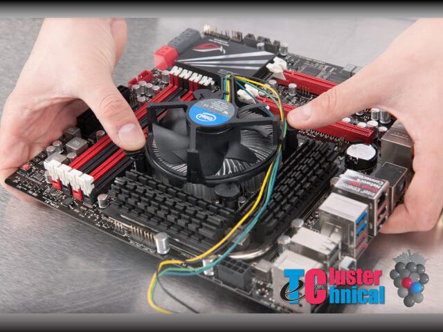 マザーボード,メインボード,メモリ,HDD,SSD,DVDを自作パソコンを制作、組立てパソコン