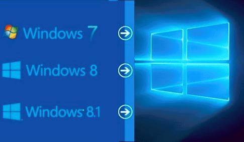 windows 7 to 10 free upgrade