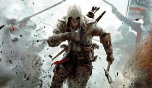 Assassins Creed 3 Cover Art