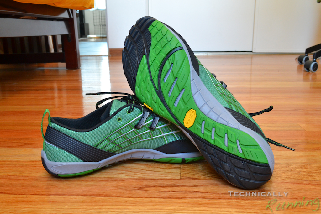 Merrell Trail Glove 2 Review | Technically Running