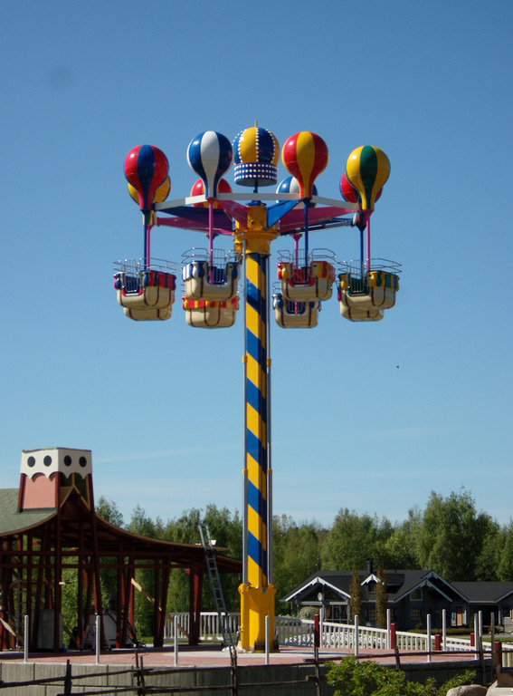 BALLOON TOWER Technical Park Amusement Rides And