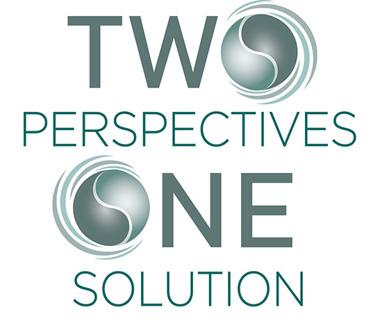 2 perspectives 1 solution