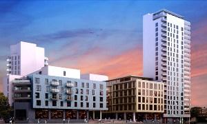 Barrat homes development
