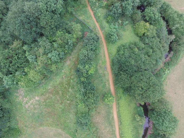 Technics UAV survey at Brunel University London