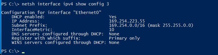how to change autoconfiguration ipv4 address windows 10