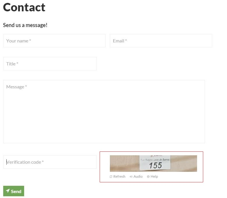 How to add reCAPTCHA to Form of a Website? - Technig