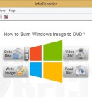 How to Simply Burn Windows Image to DVD