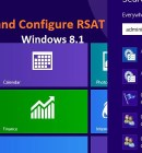 How to Install and Configure RSAT In Windows 8 1 - Technig
