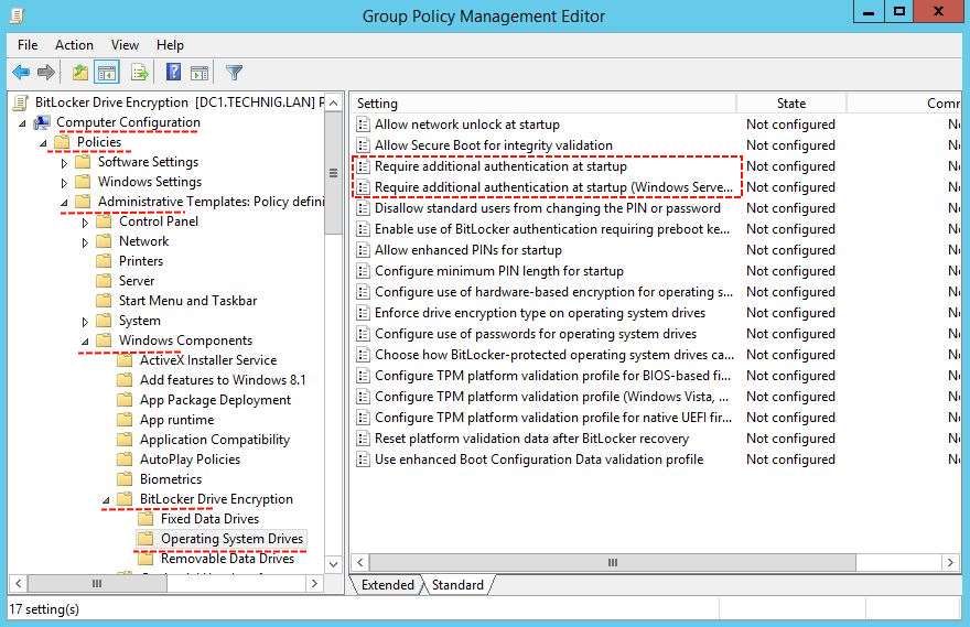 how to create map drive in windows server 2012 r2