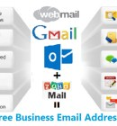 Free Business Email Account