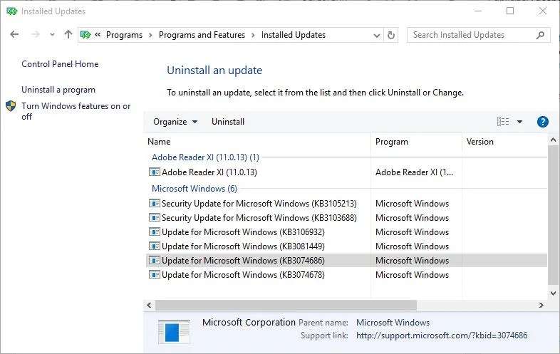 Delete Windows 10 Update Files and Temporary Cached Files - Technig