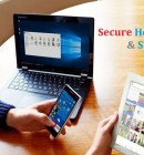 Secure Home Wireless Network