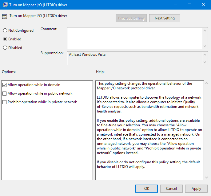 How to Enable Network Discovery via Group Policy? - TECHNIG