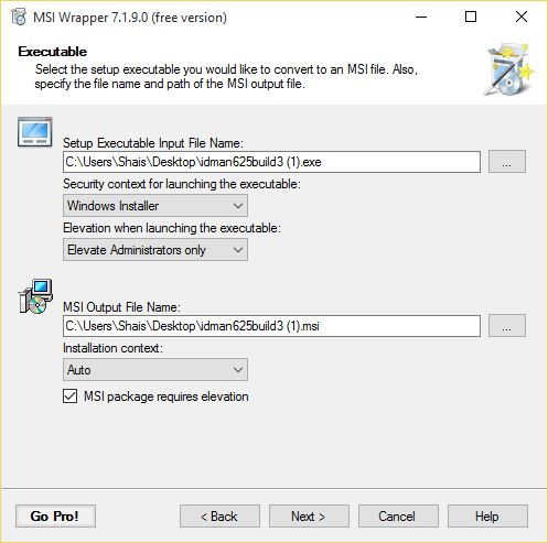 How to Convert Exe to MSI for Software Deployment? - TECHNIG