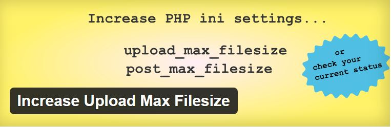 WordPress Max File Size