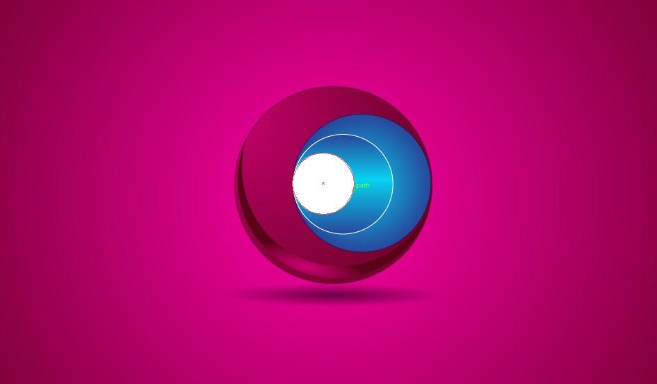 Design Creative Orbit Logo Using Illustrator - Technig