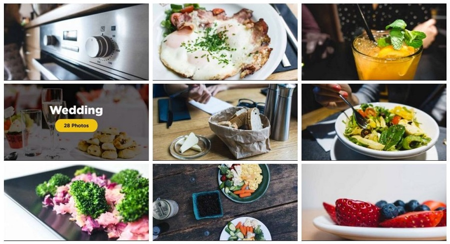 Foodiesfeed Free Stock Photo Websites