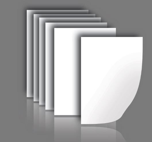 Create Flyer Mock up In Photoshop - Technig