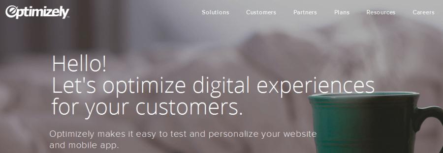Optimizely - WordPress AB Testing Plugins