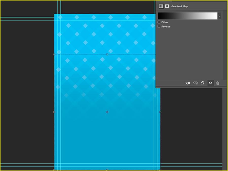 Gradient Map Adjustment - Technig