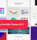 Top 10 WordPress Portfolio Themes 2017