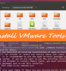 Install VMware tools on Linux Ubuntu - Technig