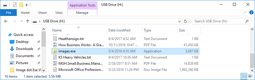 Virus File Location in Pen-Drive - Remove Virus from Laptop without Antivirus