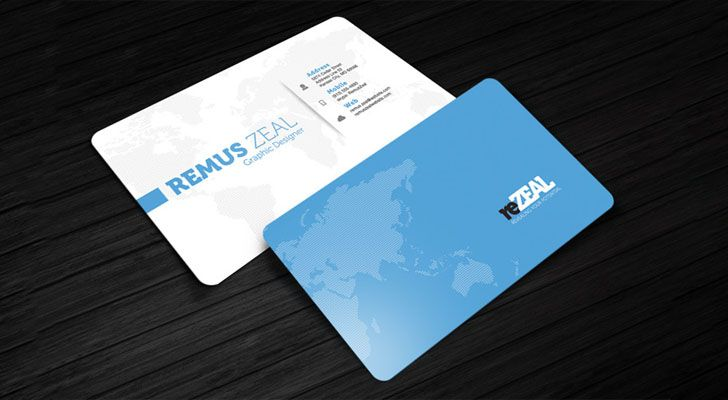 Top 20 free business card templates with psd files technig business card template technig fbccfo Gallery