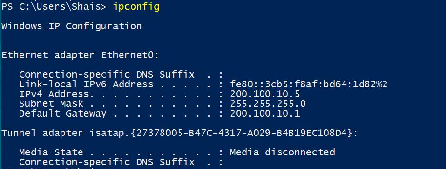 How to Find your Windows IP Address - Technig