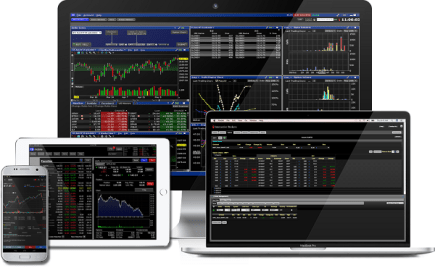 Interactive brokers - trading broker software