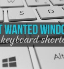 Most Wanted Windows Shortcuts - Technig