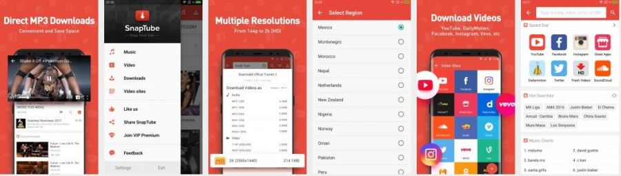 SnapTube: Best Youtube Video Downloader for Android