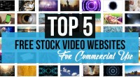 Top 5 Free Stock Video Websites for Commercial Use