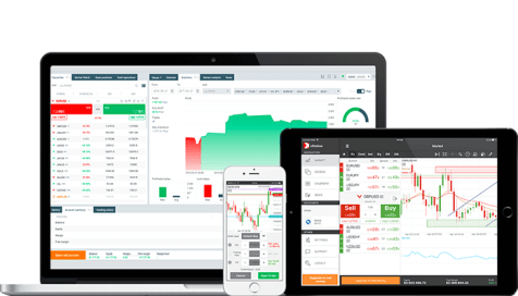 XTB - best trading broker software