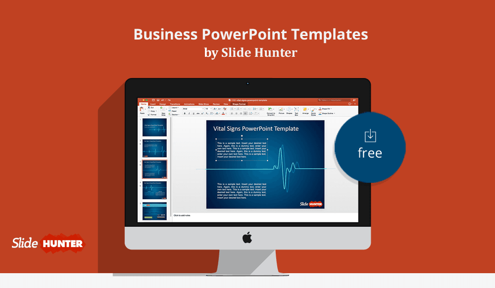 Free Business PowerPoint Templates for Winning Presentations - SlideHunter