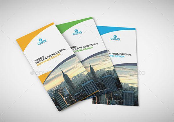Multipurpose Business Tri-Fold Brochure - Technig