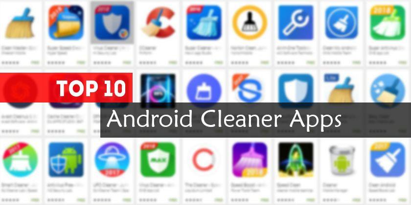 android ccleaner ou clean master
