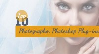 Top 10 Photographers Photoshop Plugin - Technig