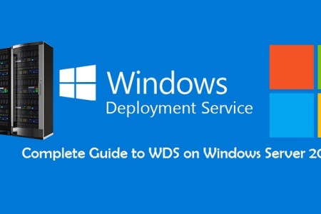How to Configure WDS on Windows Server 2016 for Windows