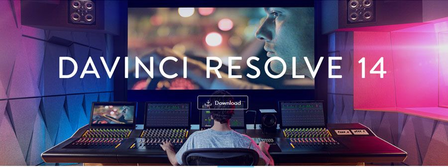 blackmagicdesign Free Video Editing Software - Technig