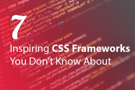 7 Inspiring CSS Frameworks You Must Use in 2018 - Technig