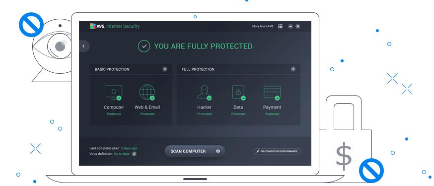 AVG Best Free Antivirus Software for 2018 - Technig