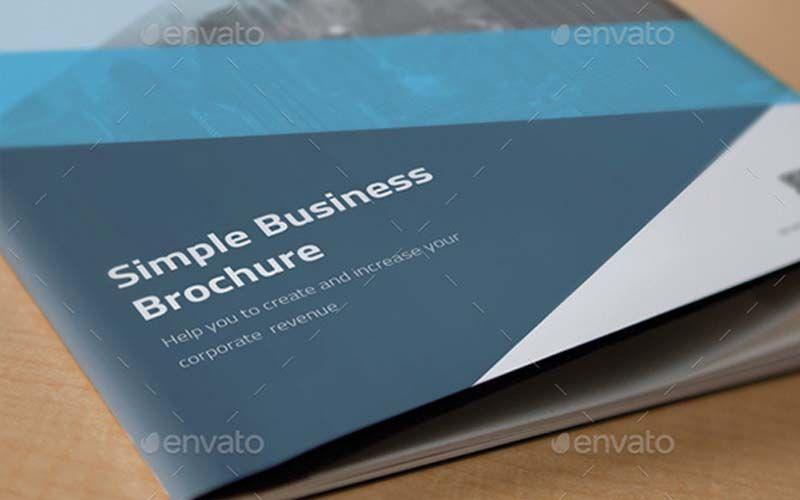 Business Brochure Template - Technig